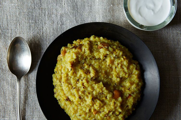 Venn Pongal from Food52