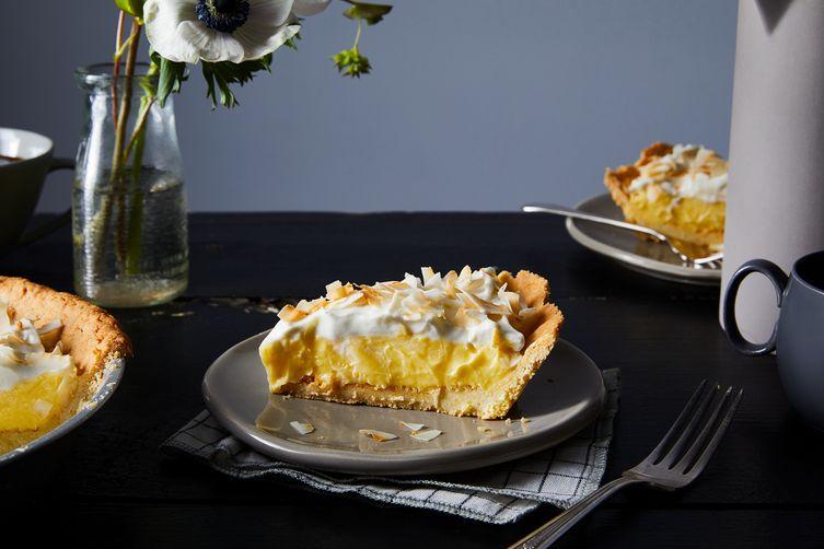 Coconuttiest Coconut Cream Pie