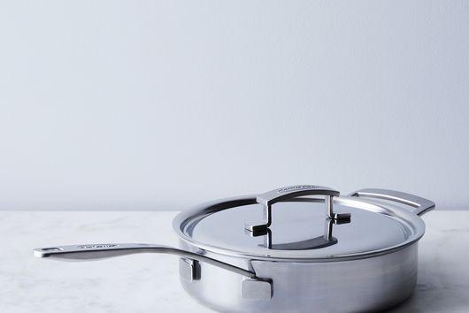 Demeyere Industry 5-Ply Saute Pan, 3QT