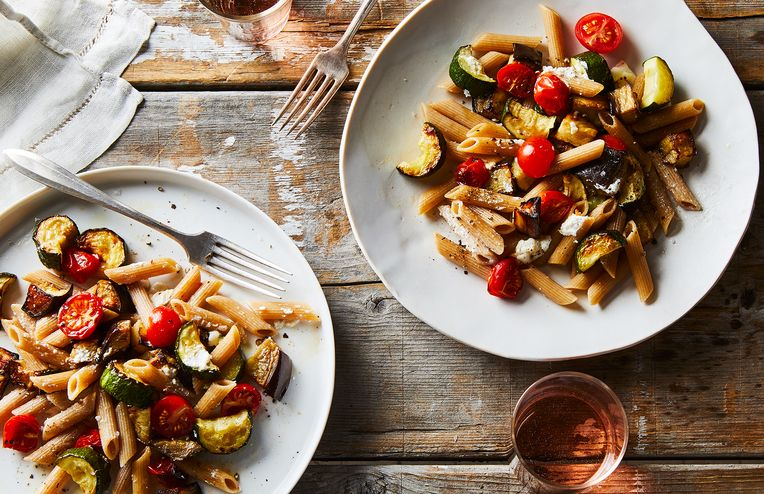The 33 Summer Pasta Recipes We've Waited All Year to Make