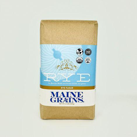 Organic Rye Flour (Set of 2)