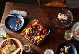C569c562 b2e6 4100 bbd1 5fdf7c6178bb  2015 0818 baked olive tomato and feta dip james ransom 048