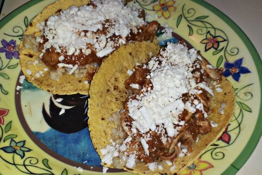 Chicken Tinga (Tinga de Pollo)