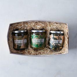 Blackberry Farm Pickle Trio