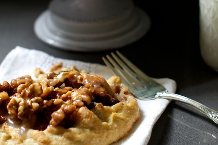 Walnut Crostada