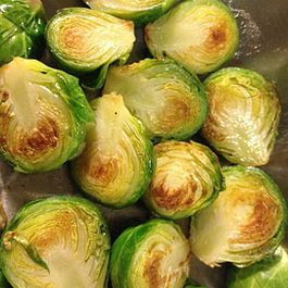 Easy Weeknight Brussels Sprouts