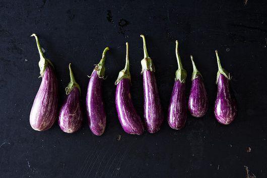 How to Prep Eggplant