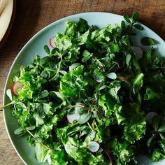 How to Make Better Salads Without a Recipe