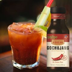 Bibigo Gochujang Bloody Mary