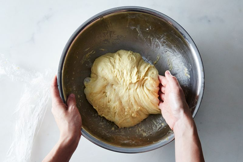 This is what I wish my dough had looked like.