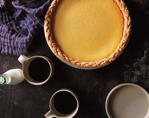 Lemon Chess Pie on Food52