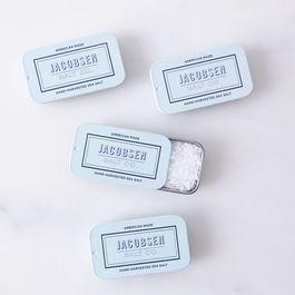 Jacobsen Salt Co. Slide Tin (4 pack)