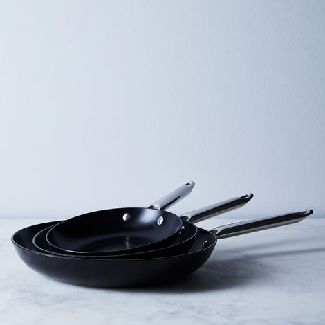 Dansk Lightweight Nonstick Cast Iron Fry Pans