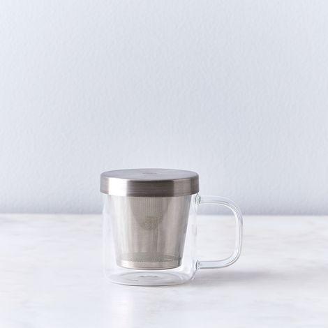 Glass Brewing Mug