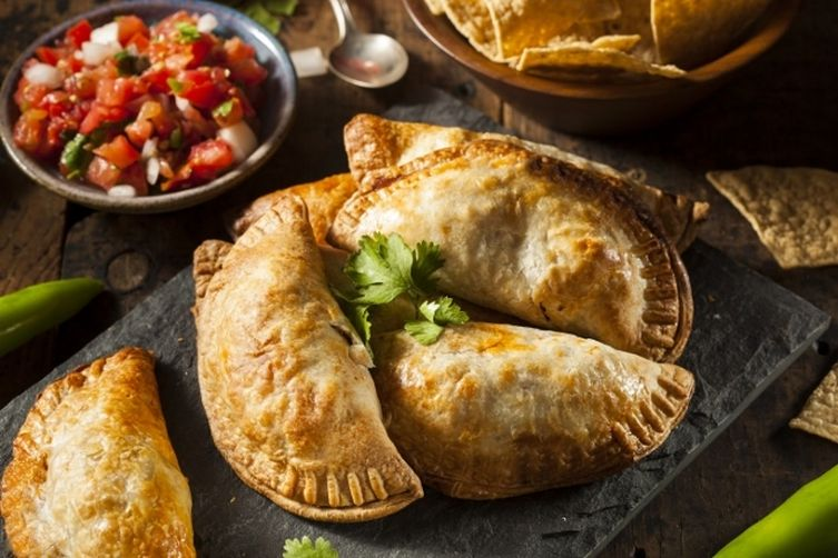 Hearty Turkey Empanadas