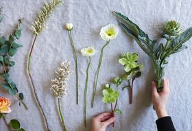 A Recipe for a Spring Flower Arrangement