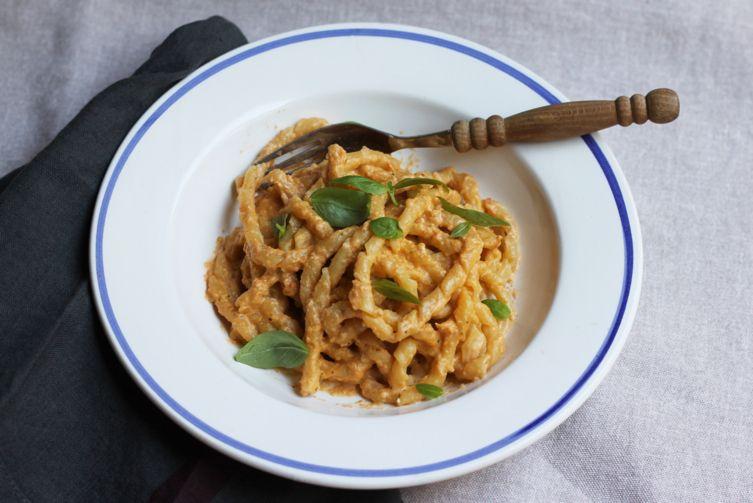 Pesto Trapanese (Almond and Tomato Pesto)
