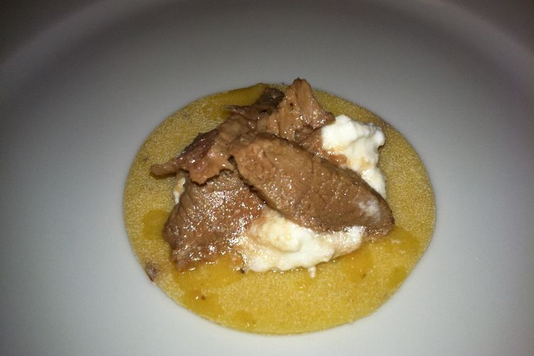 Veal and Herbed Ricotta Ravioli
