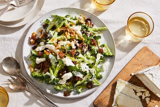 A 10-Minute Make-Ahead Salad That's All About the Cheese