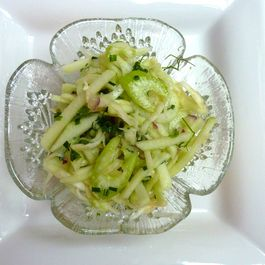 27ebd67f 2f8f 432b 9a4b b798acced067  apple and 2 celery salad picniked