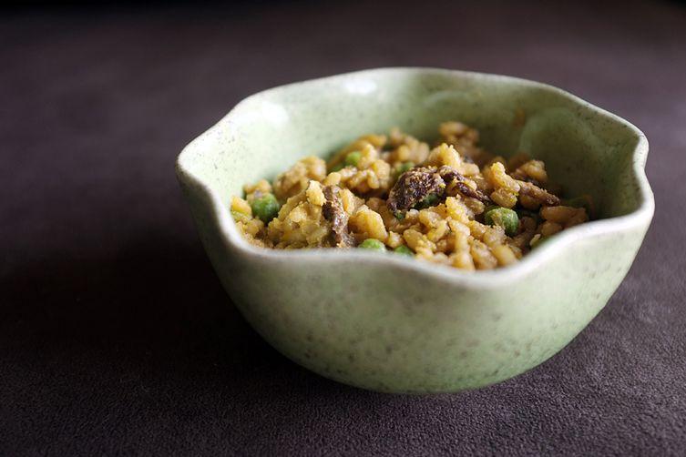 River Valley Kitchens Mushroom & Pea Risotto