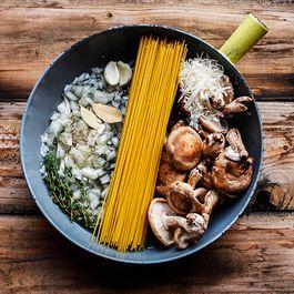 One pot recipes by Nina