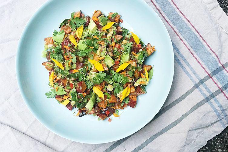 Southwest Sweet Potato Salad