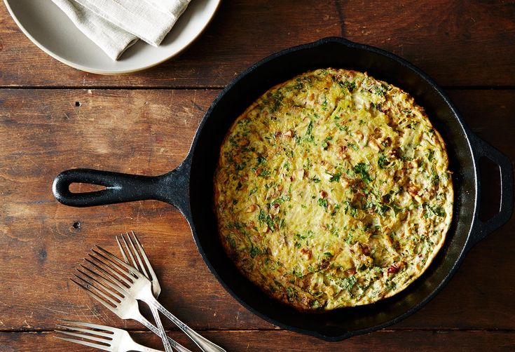 A Hands-Free Frittata