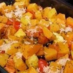 EASY, BREEZY BUTTERNUT SQUASH