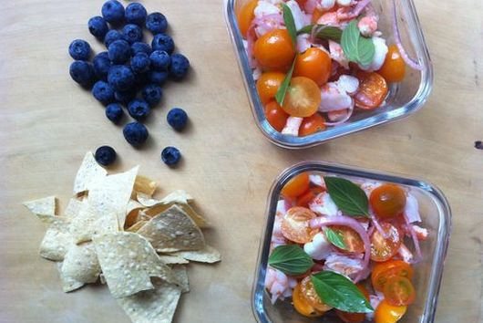 A Lunch for Tomato Season