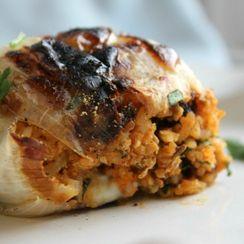 Osh Pyozee: Stuffed Onions