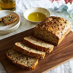 How This Easy Olive Quick Bread Powered Merrill Through College