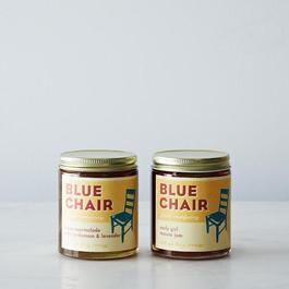 Blue Chair Fruit Early Girl Tomato Jam + Lemon Marmalade