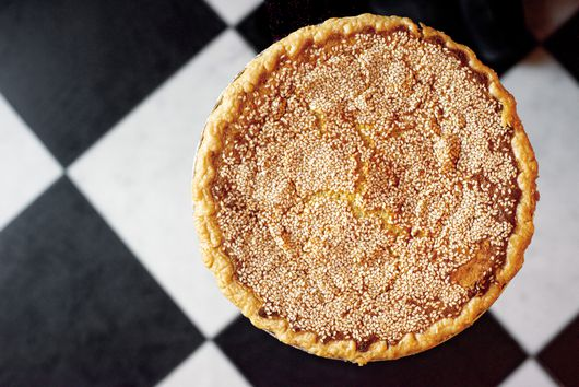 The Myth & Mystery of Chess Pie