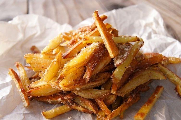 Root Celery Fries