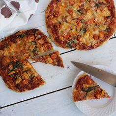 Fresh City Veggie Pizza (Party Series)