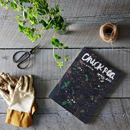 Chickpea Vegan Quarterly Issue 11; Spring 2014