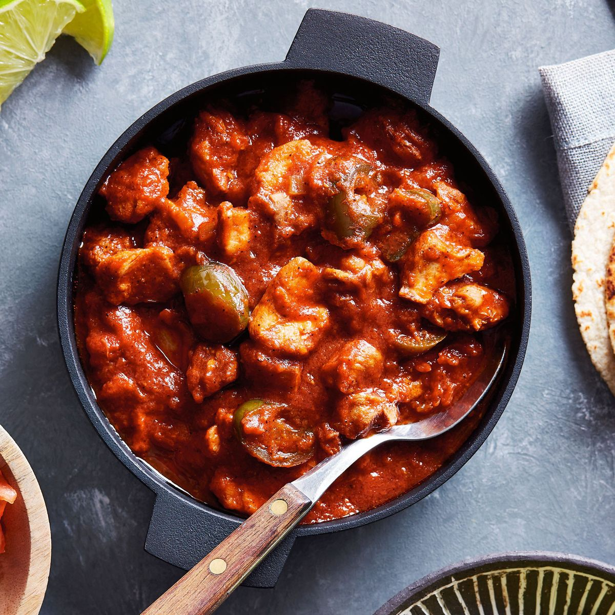 Instant Pot Chicken With Cumin Chile Sauce Recipe On Food52