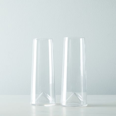 Monti Champagne Flutes (Set of 2)