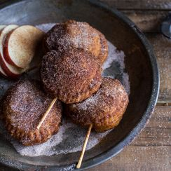 How to Make Deep-Fried Apple Pies from Scratch