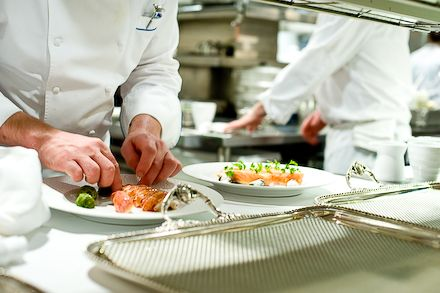 Behind the Line @ Le Bernardin