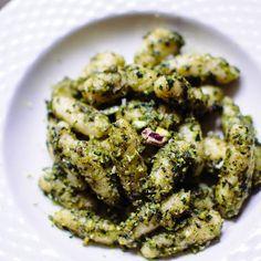 Gnocchi With Pistachio Pesto