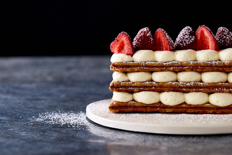 050f3153 470b 4296 96c7 7c54204855ee  2017 0503 mille fueille final beauty julia gartland 530 A Stunning (But Simple) French Pastry, Bejeweled With Berries
