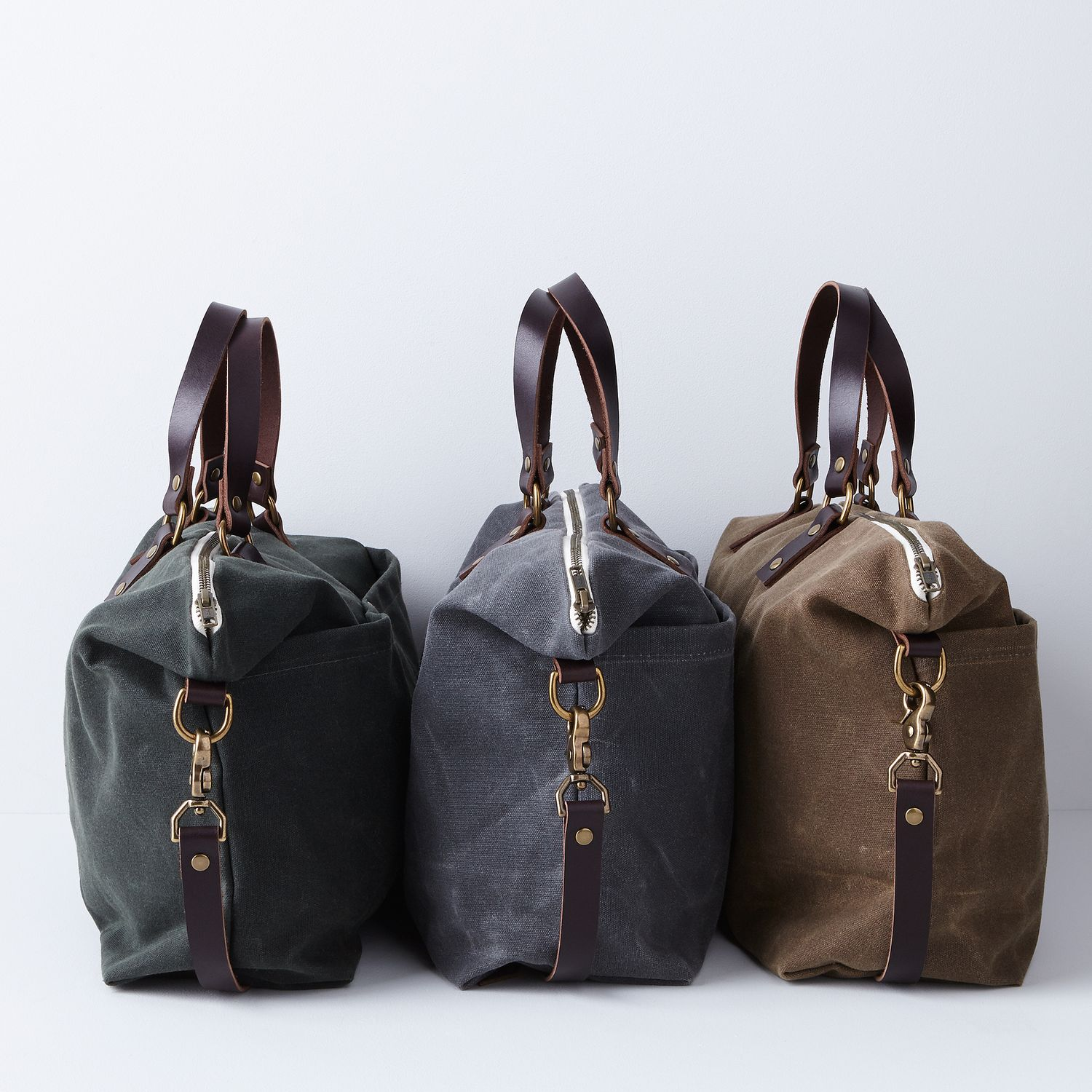 52126fe161a2 Waxed Canvas Overnighter on Food52