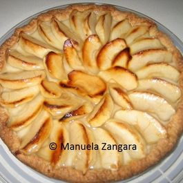 Manu's Menu Apple Tart