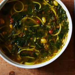 Persian New Year's Noodle Soup