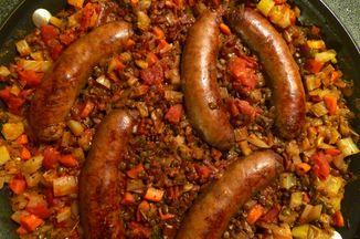 7c20c2d8 e3fe 4c57 9116 83440a40e58f  lentils and sausage