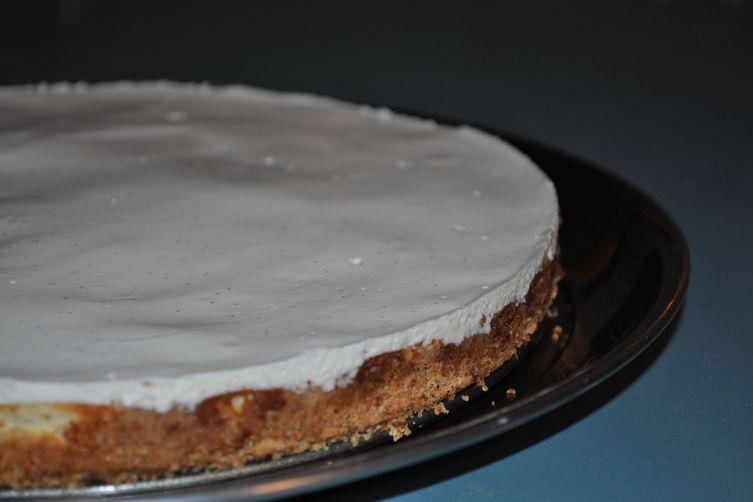 Mom's Skinny Cheesecake