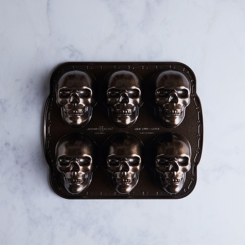 Nordic Ware Skull Cakelets Pan On Food52