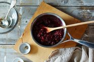 Cranberry-Currant Relish